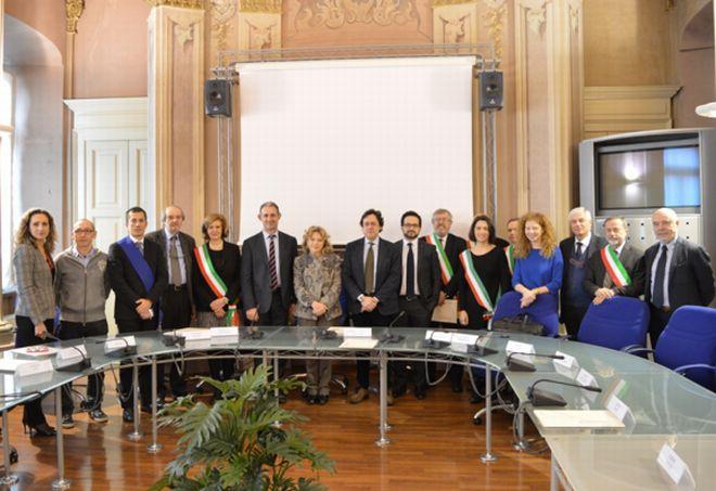 I Comuni della provincia hanno firmato un accordo per valorizzare il Monferrato