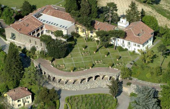 A Villa Ottolenghi di Acqui Terme una performance di Danza