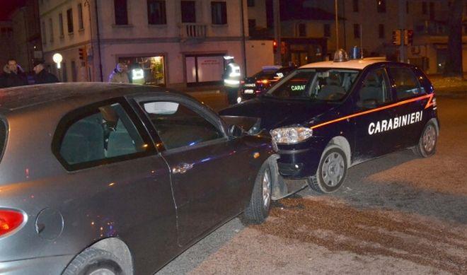 Inseguimento a  Piovera, i carabinieri di Tortona arrestano due albanesi con radio della polizia