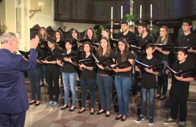 Martedì a Valenza si esibisce il coro di Gaiamusica