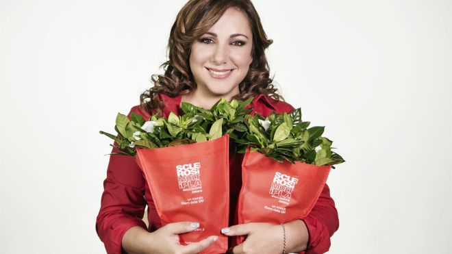 Una gardenia contro la sclerosi multipla nelle città della provincia