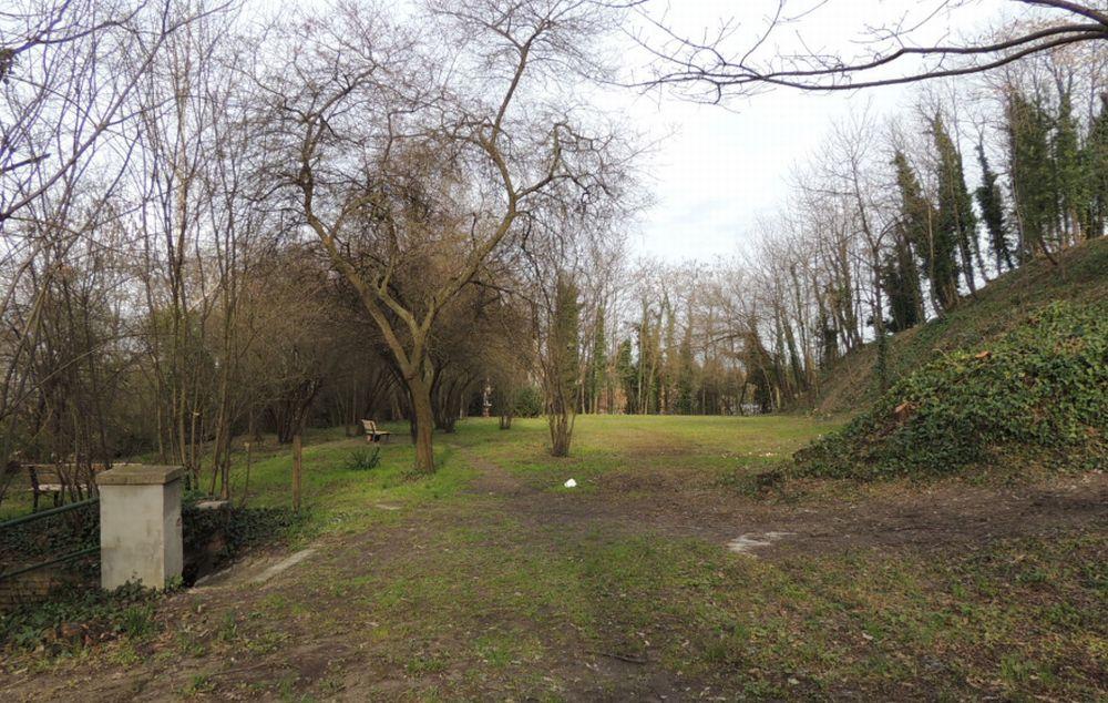 La Fondazione Cassa di Risparmio di Tortona regala un nuovo parco alla città. Le immagini