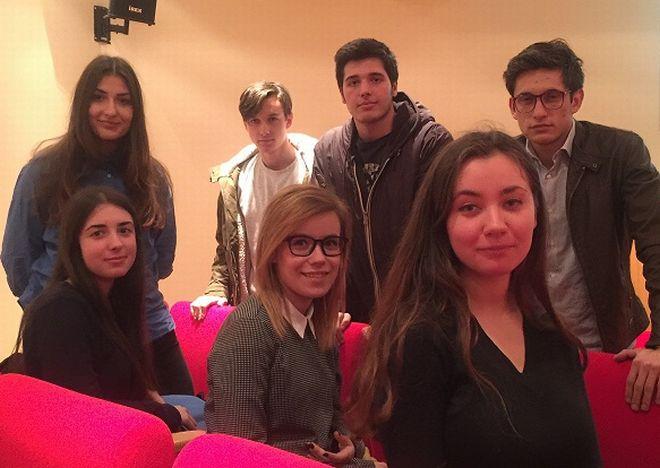Gli studenti del Marconi al Convegno sul Bilancio d'Esercizio