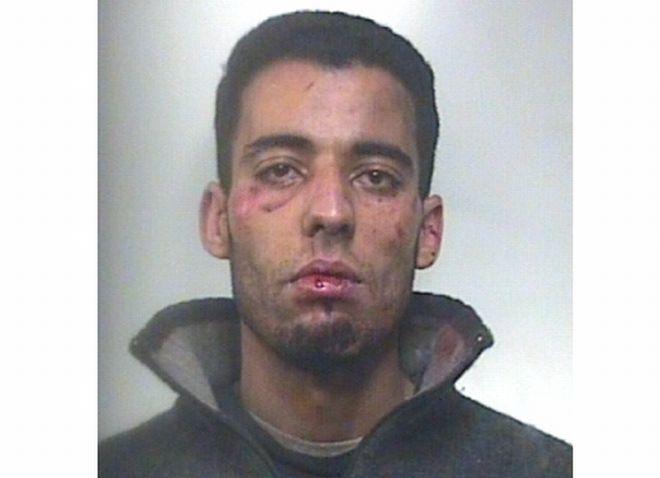 Ecco l'uomo che stava per violentare la 16 enne a Tortona si chiama Mahsoun Soufyane