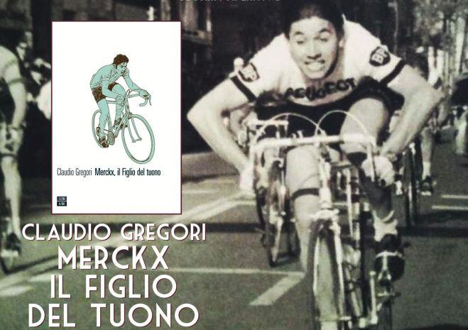 Domenica a Castellania si presenta il libro su Merckx