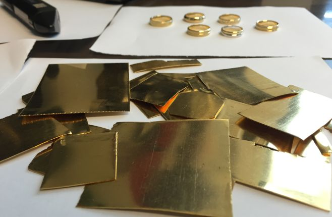 La Finanza di Valenza ha sequestrato due Kg d'oro e 120 carati di diamanti