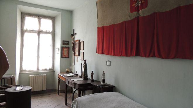 stanza di Don orione