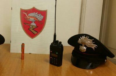 La radio sequestrata