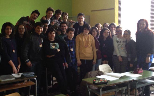 Full immersion di inglese per gli studenti di Pontecurone
