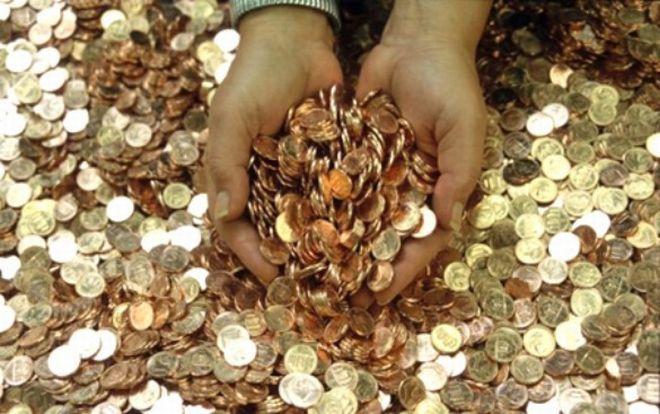 Ruba cento euro in monetine da uno e due centesimi a Ponzone