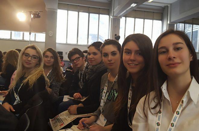 Novi Ligure, studenti del Doria a lezione di giornalismo a Torino
