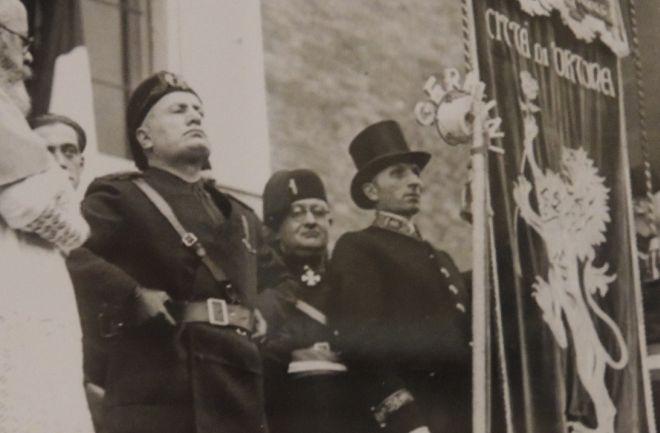 Un successo la mostra finanziata dalla Fondazione sul ventennio fascista. Da vedere
