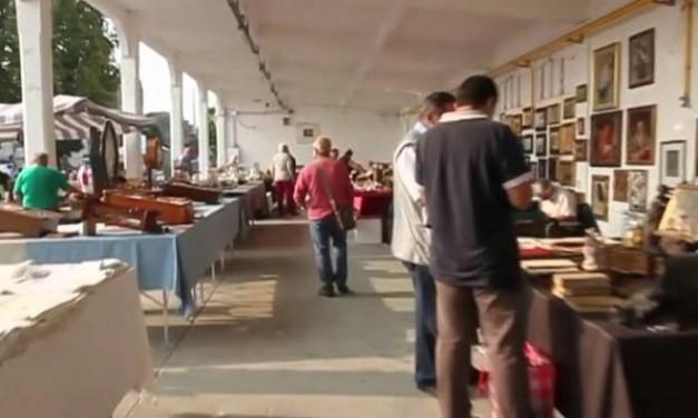 A casale torna il mercato dell'antiquariato nel fine settimana