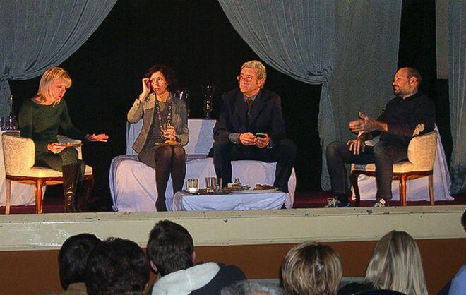 Una Carneficina al Teatro Civico di Tortona, ma solo a parole