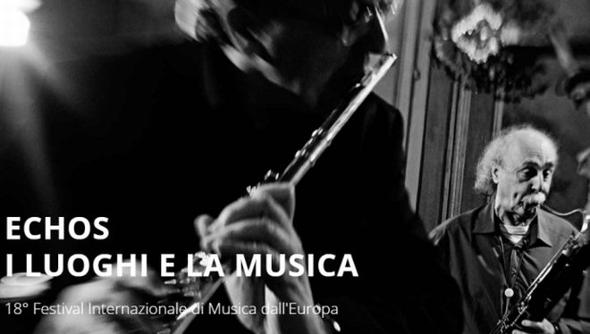 """A Novi sabato torna il festival  """"Echos. La Musica e i Luoghi"""","""