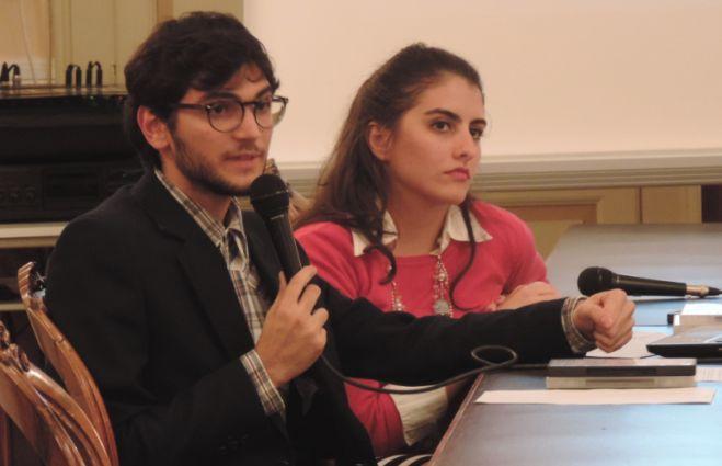 Venerdì a Volpedo si parla di cinema con Sofia Falchetto e Davide Novello