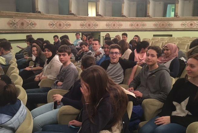 """I.I.S. """"Marconi"""": al Teatro Civico con…i segreti del Maggiordomo"""