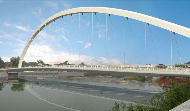 Un esposto dei 5 stelle per la Stra-Alessandria sul ponte Meier