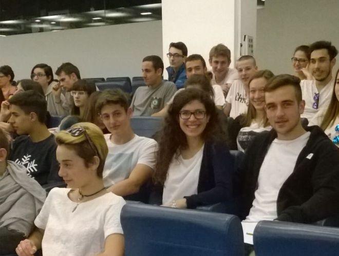 """Gli studenti del Liceo """"Giuseppe Peano"""" alla Bocconi"""
