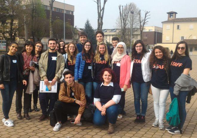 Gli studenti tortonesi protagonisti del Convegno della Stampa Studentesca