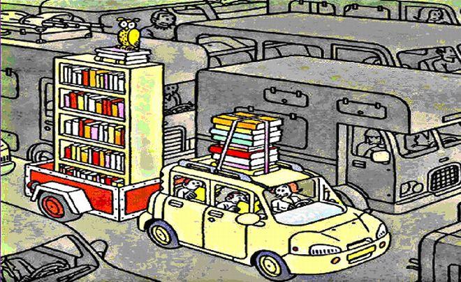 Lunedì prende il via il servizio bibliotecario su ruote per le Valli Curone, Grue e Ossona