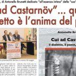 Lunedì a Molino dei Torti si presenta il libro di Antonello Brunetti