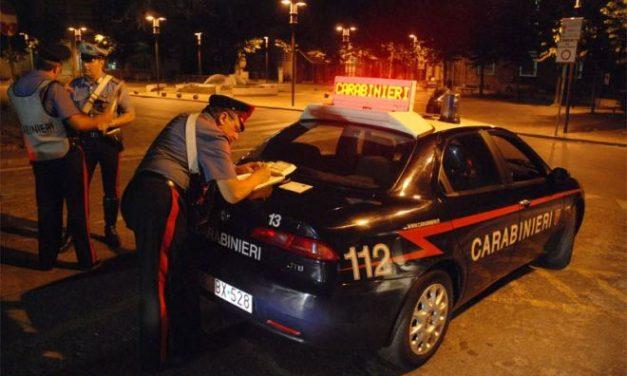 Alessandrino di 43 anni denunciato per guida in stato di ebbrezza