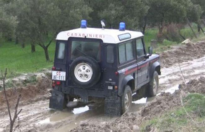 Alessandria, i carabinieri inseguono un furgone ma l'auto si ferma e i malviventi scappano