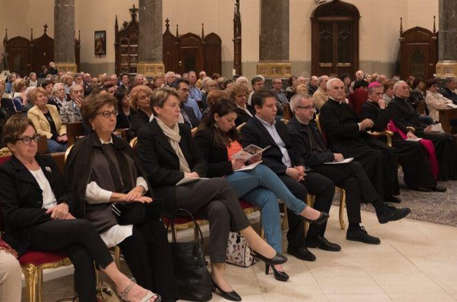 Successo al Santuario della Madonna della Guardia del concerto in onore del Papa