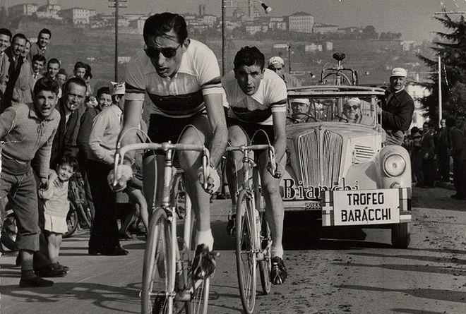 Una trasmissione su Fausto Coppi sulla Rai e neanche un accenno a Tortona, perché?
