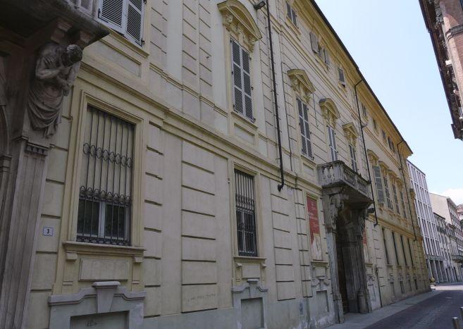 Una mostra, un convegno e un concerto a palazzo Cuttica