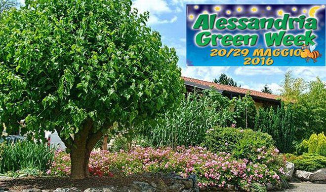 """Venerdì al via la seconda edizione di """"Alessandria green week"""""""