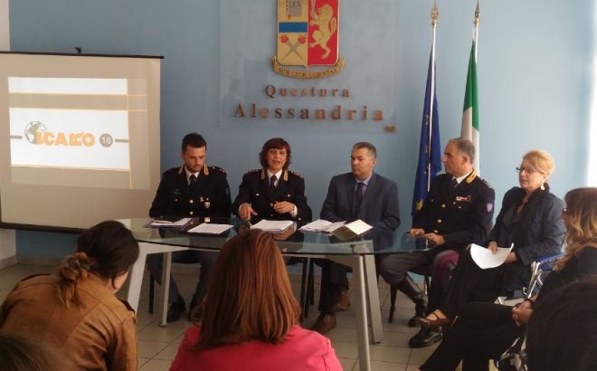 """Oltre 200 studenti della provincia hanno partecipato al progetto di sicurezza """"Icaro"""""""