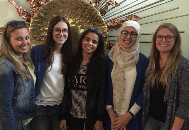 """Gli studenti del Marconi protagonisti del progetto """"Millerighe"""""""