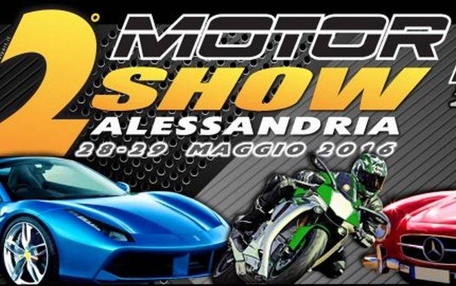 Torna il Motor show ad Alessandria