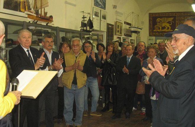 Inaugurata una nuova sala al museo del mare di Tortona