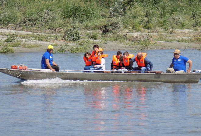Domenica a Rivarone una giornata dedicata al fiume