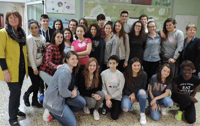Riconoscimenti dalla Francia per il Liceo Peano
