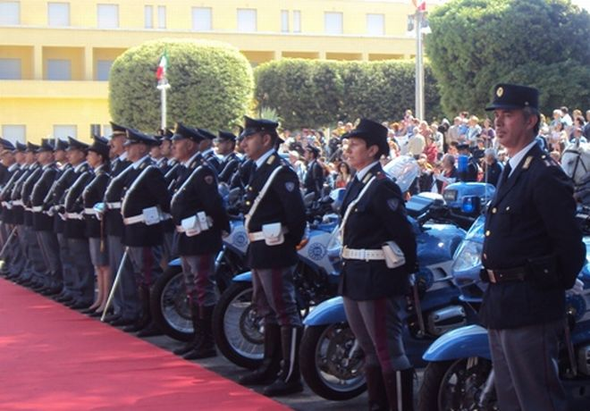 Tanti poliziotti alessandrini premiati per atti di coraggio