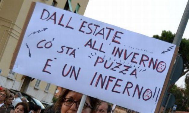 """Ancora Miasmi nella parte nord di Tortona e i cittadini protestano: """"Ormai sono ogni giorno"""""""