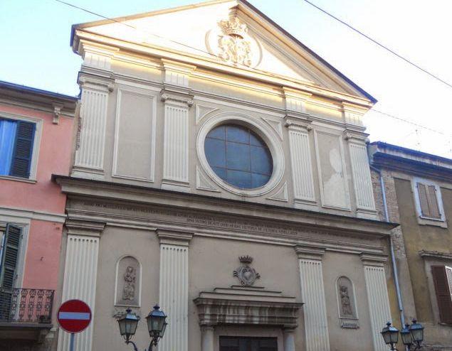 Visite guidate alla chiesa di San Giacomo della Vittoria in Alessandria