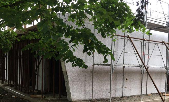 Tortona, a buon punto i lavori per la costruzione della nuova scuola media in viale De Gasperi