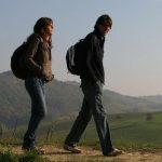Una camminata all'ombra delle colline della Valcerrina
