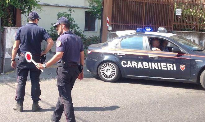 Carezzano, agli arresti domiciliari sorpreso mentre passeggia a Villalvernia, arrestato dai carabinieri
