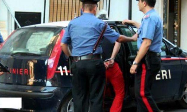I carabinieri di Stradella arrestano un rumeno