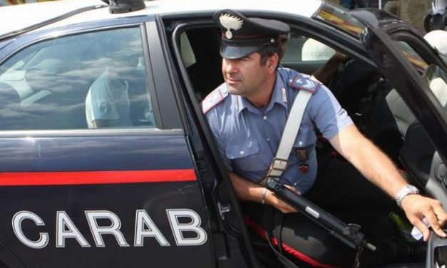 I Carabinieri di Solero denunciano tre persone