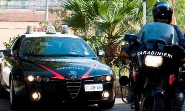I carabinieri di Ventimiglia denunciano quattro persone