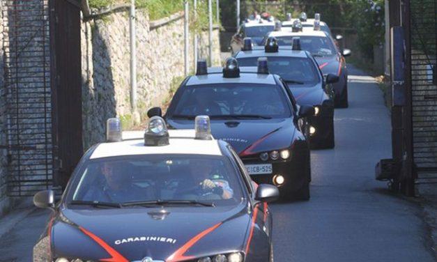 A Ventimiglia, arrestato anche il 14esimo personaggio legato all'operazione dei Carabinieri di tutta la provincia
