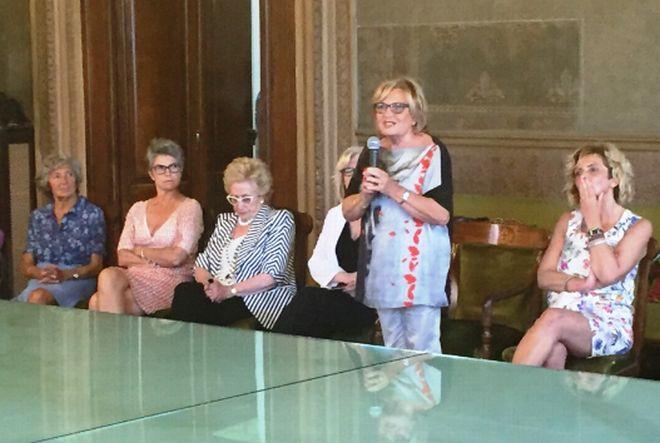 """Alessandria, Giuseppina Pagella vince il concorso letterario """"A proposito di donne"""""""