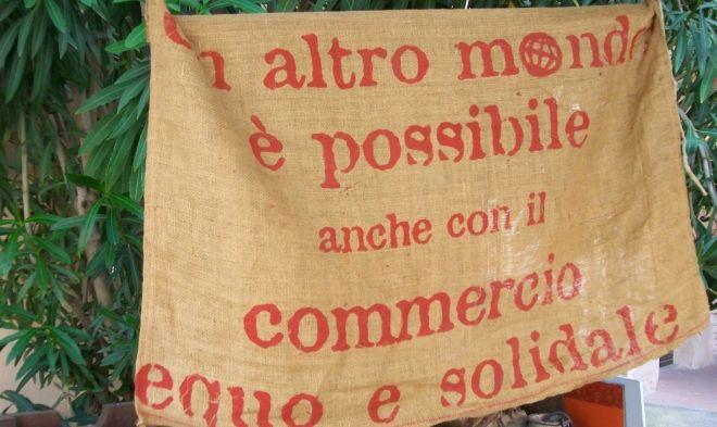 A Novi Ligure c'é la festa del Commercio equo e solidale
